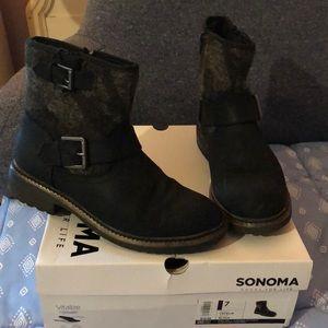 Black Sonoma Cecelia Boots